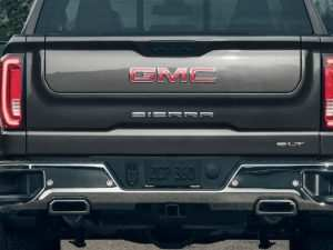 91 A 2019 Gmc New Tailgate Engine