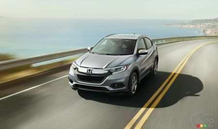 91 A 2019 Honda Hrv Changes Redesign And Review