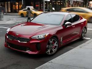 91 A 2019 Kia Gt Stinger Price and Release date