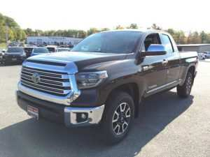 91 A 2019 Toyota Double Cab New Model and Performance