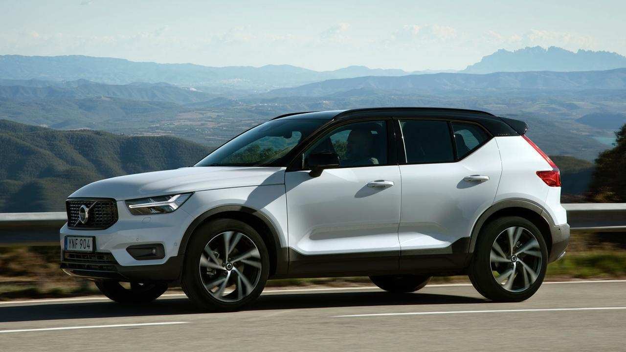 91 A 2019 Volvo Xc40 Owners Manual Redesign And Concept