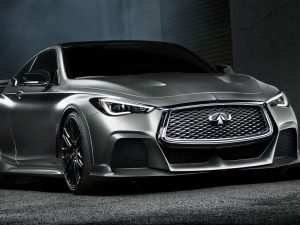 91 A Infiniti Coupe 2020 First Drive