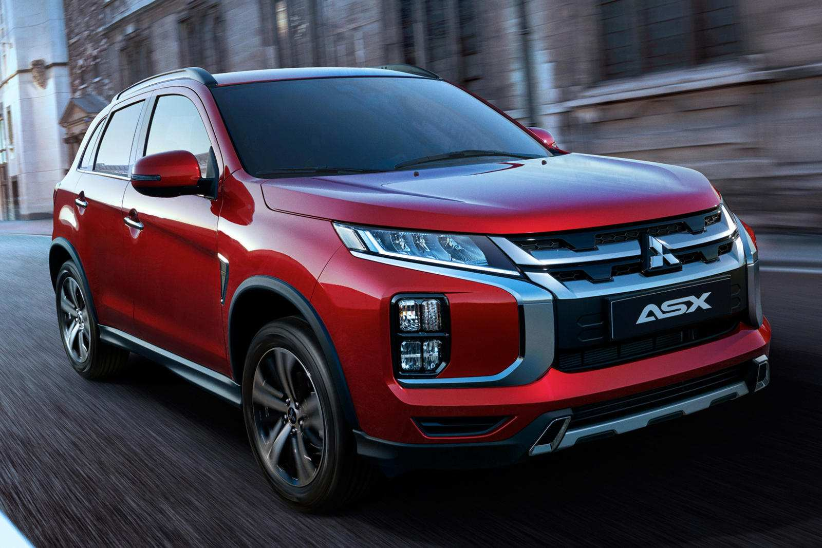 91 A Mitsubishi Asx 2020 Test Drive Price Design And Review