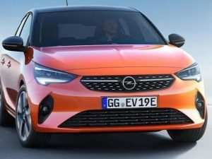 91 A Opel Elektroauto 2020 Price and Review