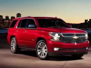 91 A Pictures Of 2020 Chevrolet Tahoe Performance and New Engine