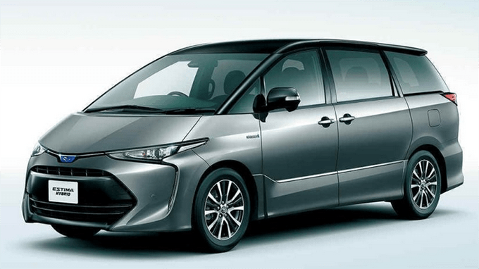 91 A Toyota Estima 2020 Review And Release Date