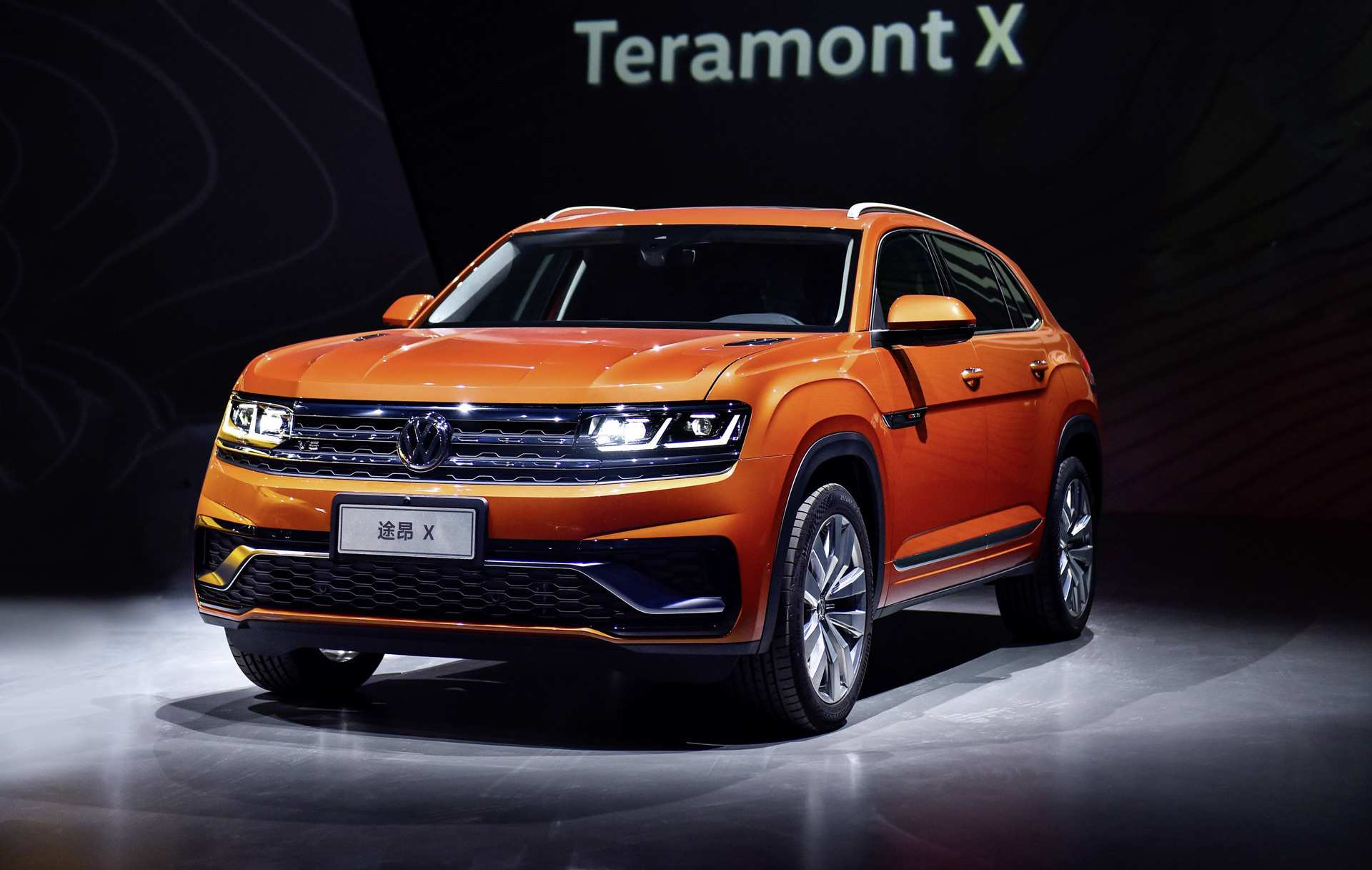 91 A When Will The 2020 Volkswagen Atlas Be Available Interior