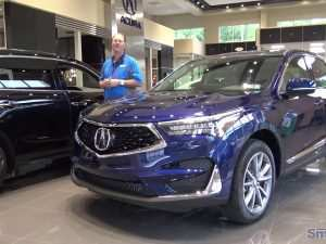 91 All New 2019 Acura Rdx Changes Specs