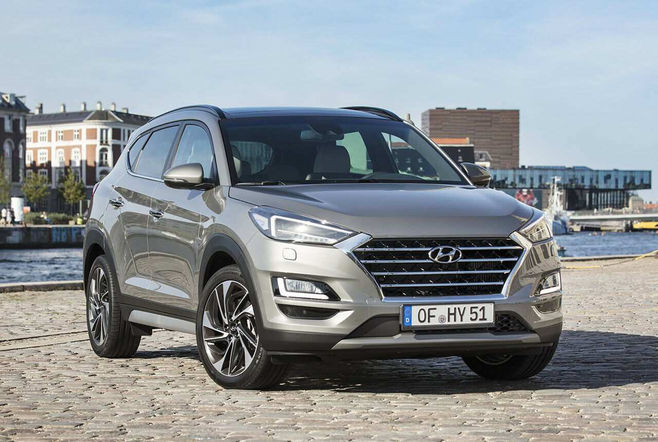 91 All New 2019 Hyundai Diesel Exterior