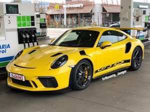 91 All New 2019 Porsche 911 Gt3 Rs New Concept