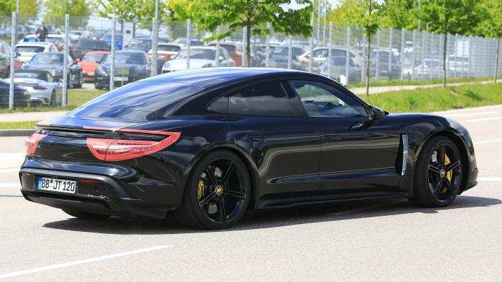 91 All New 2019 Porsche Electric Car Review And Release Date