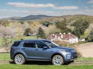 91 All New 2020 Land Rover Discovery Sport Performance and New Engine