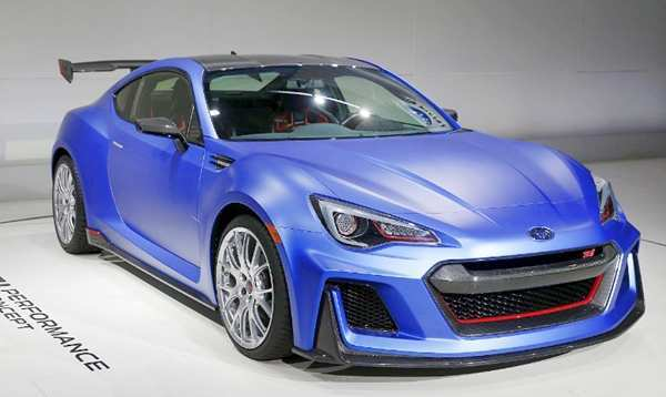 91 All New 2020 Subaru Brz Sti Spesification