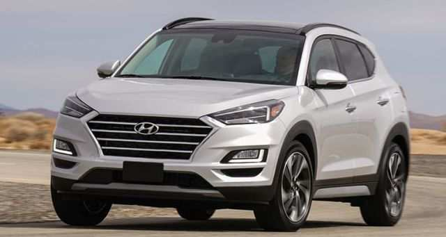 91 All New Hyundai Tucson 2020 Review Redesign And Concept