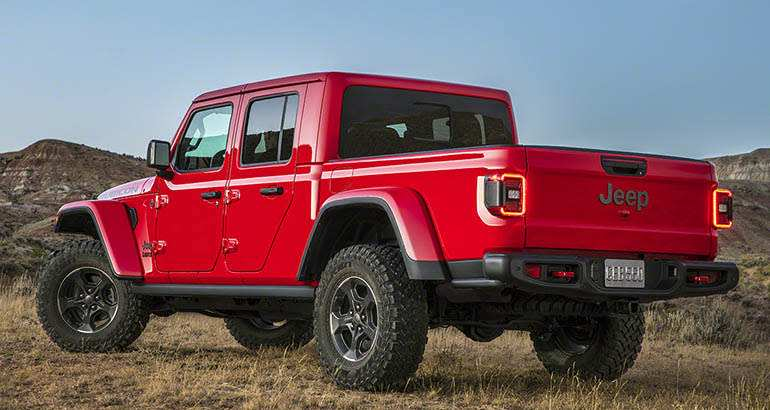91 All New Jeep Truck 2020 Towing Capacity Research New