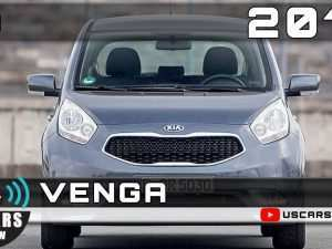 91 All New Kia Venga 2019 Spesification
