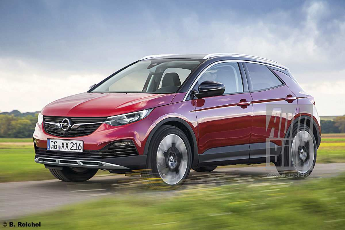 91 All New Opel Modelle 2020 Redesign And Review