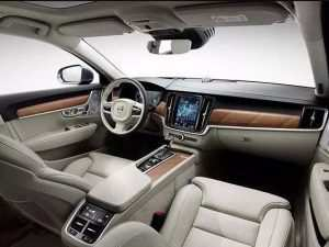 91 All New Volvo Xc90 2020 Interior Review