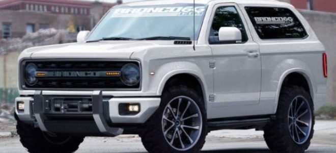 91 Best 2019 Ford Bronco Price Research New
