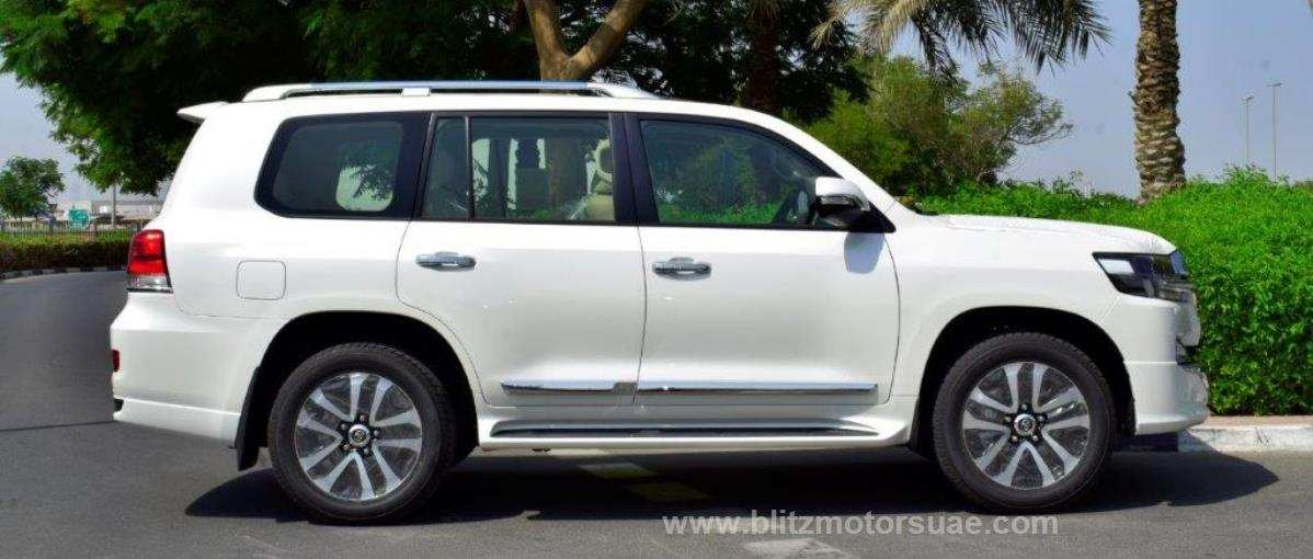 91 Best 2019 Toyota Land Cruiser 200 Redesign and Review