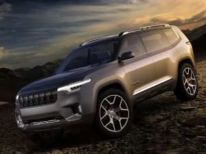 91 Best 2020 Jeep Grand Cherokee Redesign and Concept
