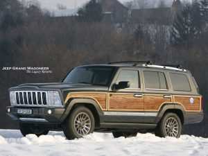 91 Best The 2019 Jeep Grand Wagoneer Price and Review