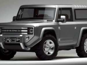 91 New 2019 Ford Bronco Pictures Specs and Review