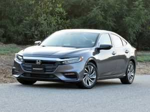 91 New 2019 Honda Insight Review Interior
