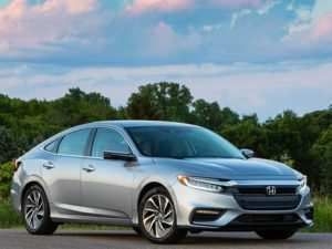 91 New 2019 Honda Insight Review Speed Test