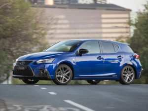 91 New 2019 Lexus Ct Spesification