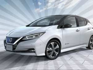 91 New 2019 Nissan Electric Style