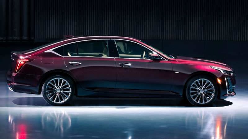 91 New 2020 Cadillac Cts Redesign And Concept