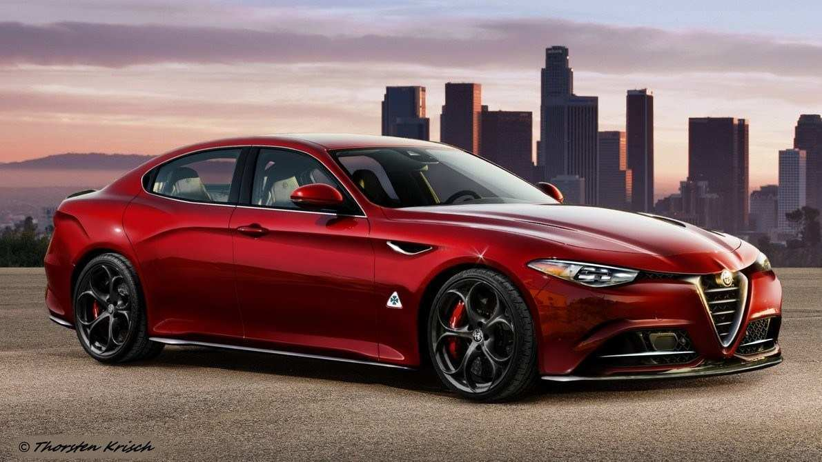 91 New Alfa Alfetta 2020 Redesign And Review