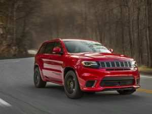 91 New Jeep Grand Cherokee Srt 2020 Release Date and Concept