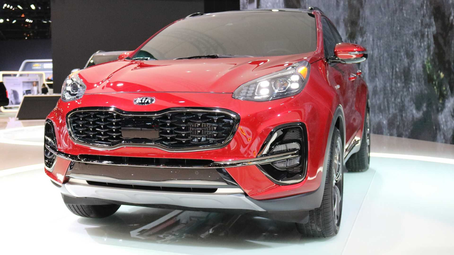 91 New Kia Motors 2020 Spesification