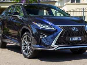 91 New Lexus Rx 350 Redesign 2020 Redesign