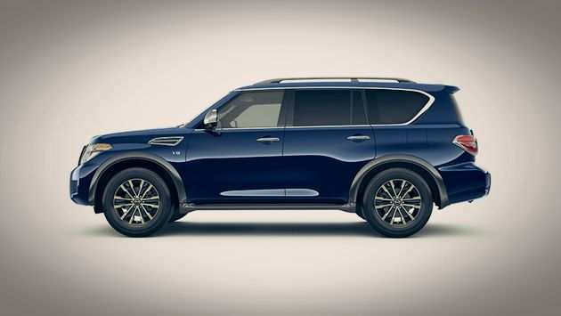 91 New Nissan Armada 2020 Picture