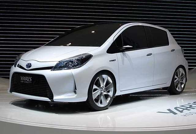 91 New Toyota Yaris 2020 Europe Price Design And Review