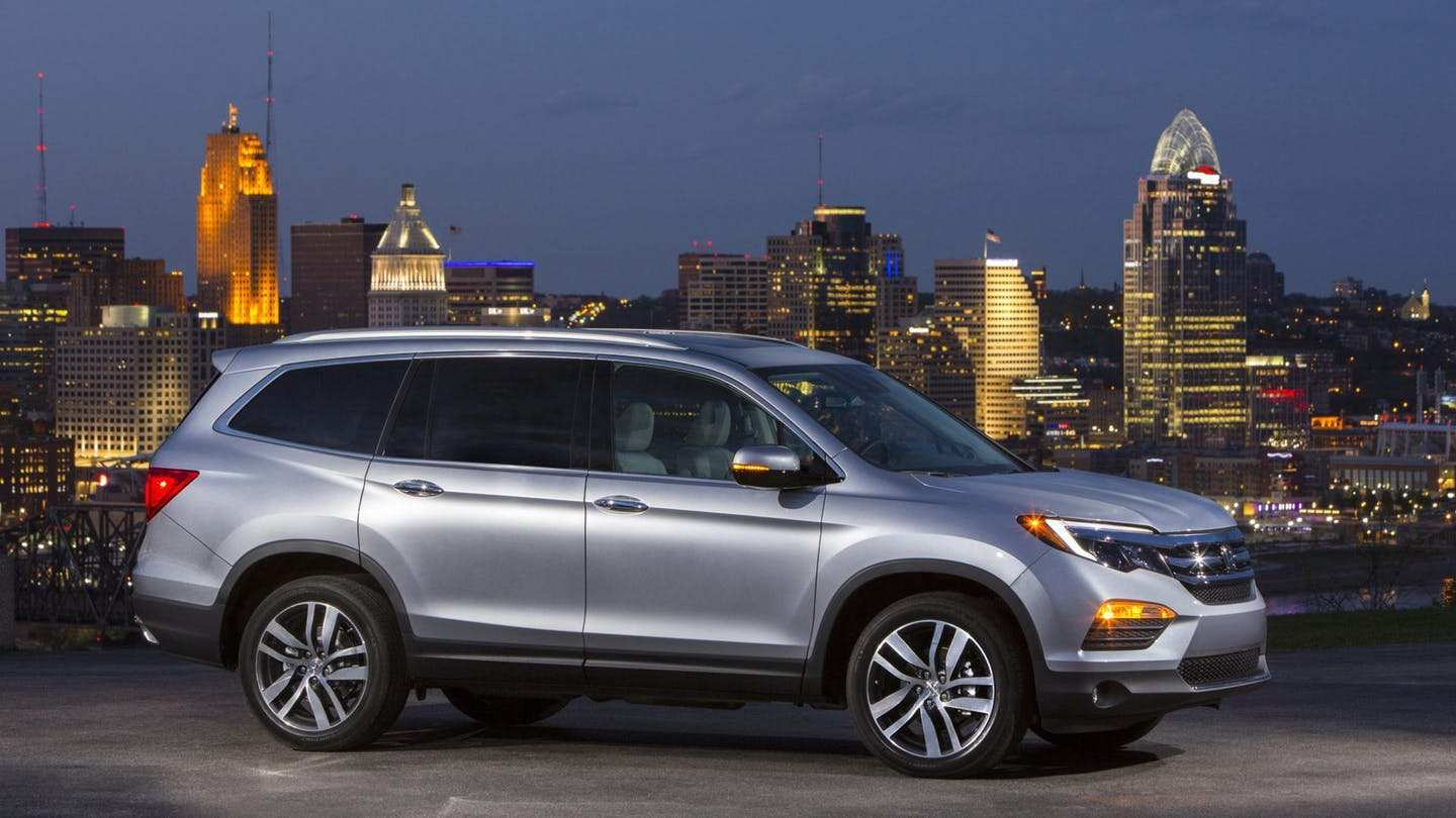 91 New When Does The 2020 Honda Pilot Come Out Exterior