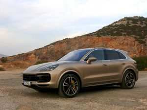 91 The 2019 Porsche Cayenne Turbo Review Picture