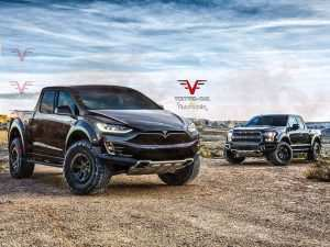 91 The 2019 Tesla Pickup Rumors