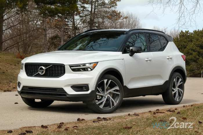 91 The 2019 Volvo Xc40 T5 R Design Redesign And Review
