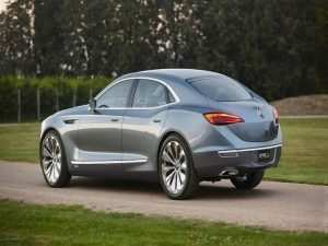 91 The 2020 Buick Park Ave Picture