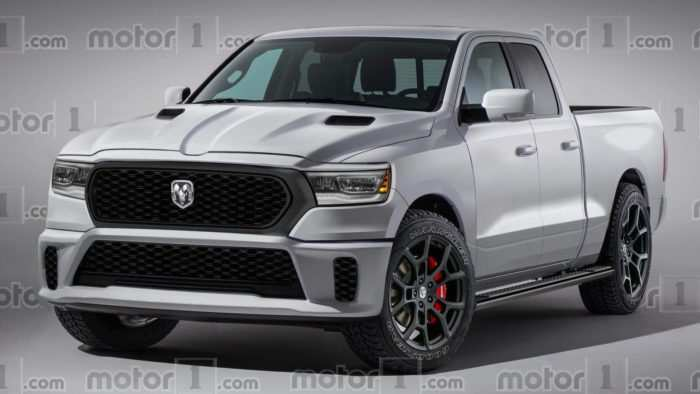 91 The 2020 Dodge Ram Specs