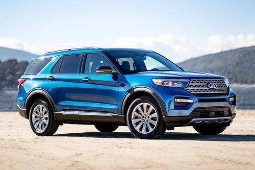 91 The 2020 Ford Explorer Limited Review