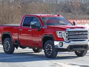 91 The 2020 Gmc 2500Hd Gas Engine Price Design and Review