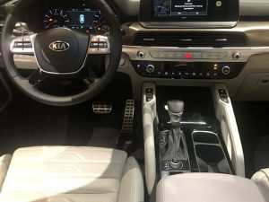 91 The 2020 Kia Telluride Interior Colors First Drive