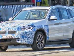 91 The BMW Electric Vehicles 2020 Configurations