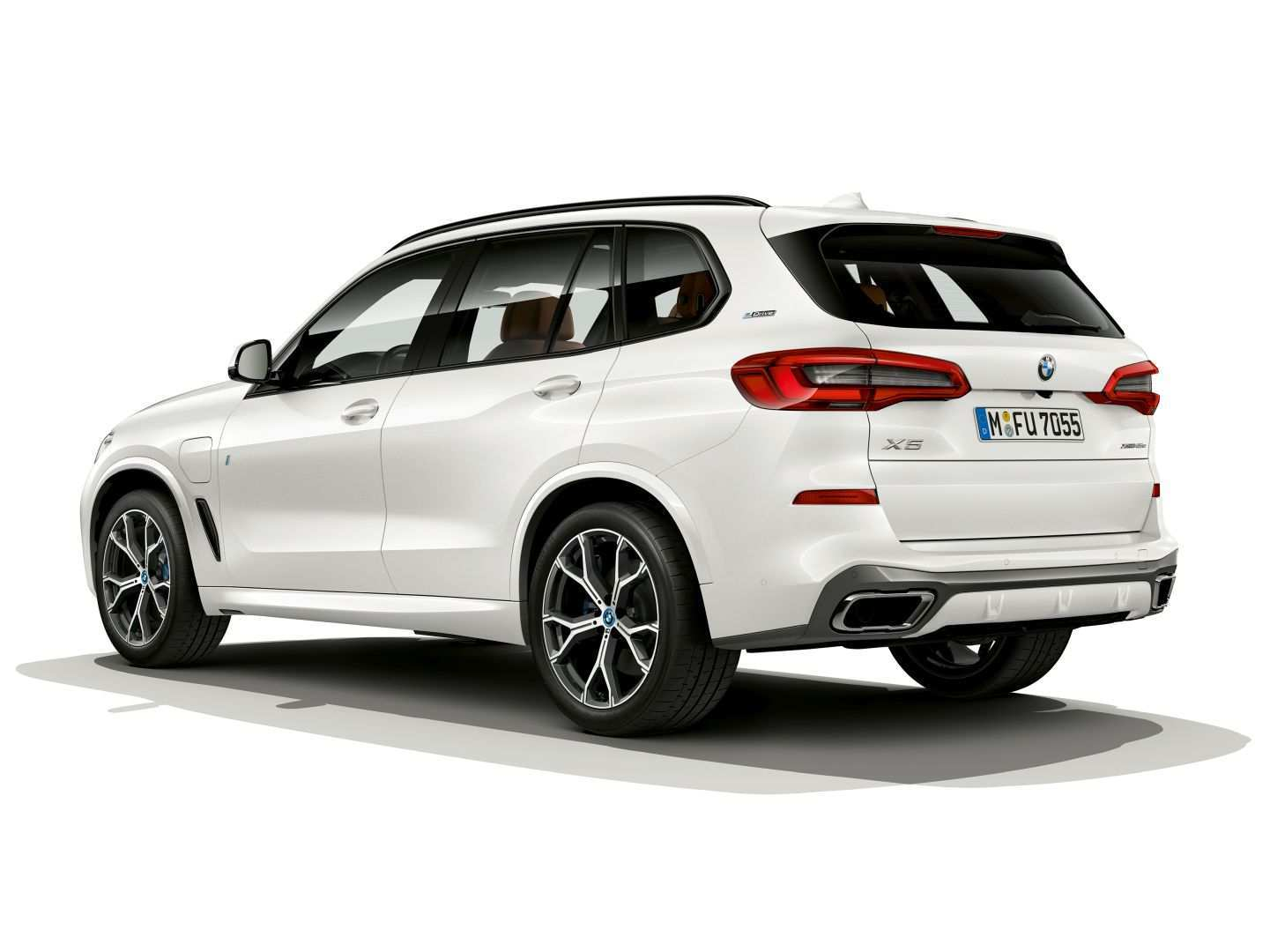 91 The BMW Suv 2020 New Concept