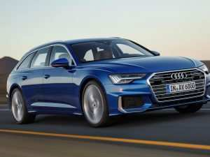 91 The Best 2019 Audi A6 Release Date Usa New Review